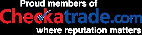 checkatrade logo white
